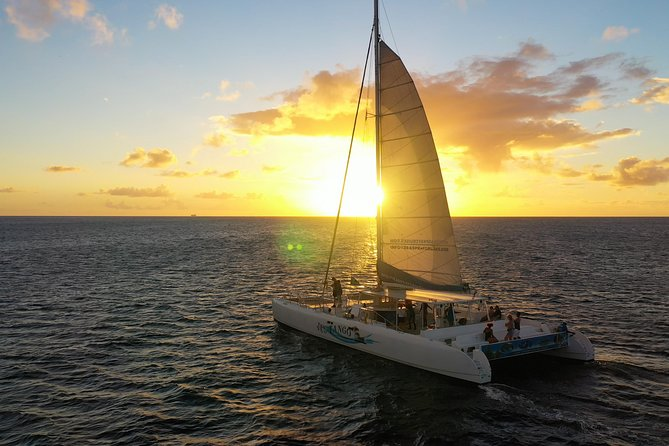 Private Catamaran Sunset Cruise from St Lucia - Up to 8 guests