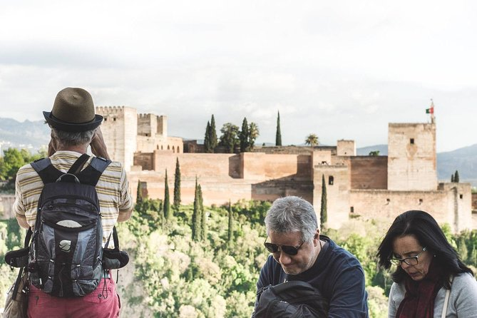 Granada Sunset Walking Tour
