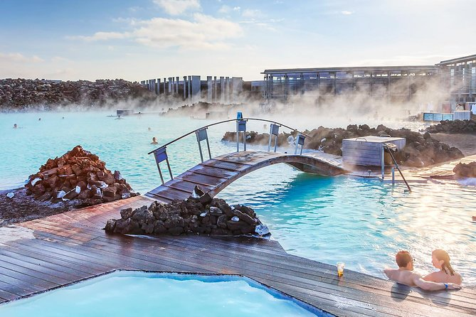 Blue Lagoon, Included Premium Admission and Private transfer in a new Mercedes Benz V-class