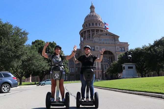 Bat Bridge Segway Tour