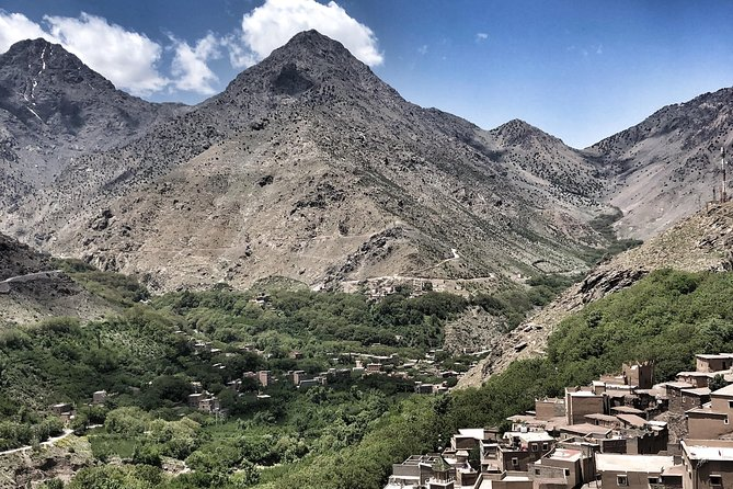 Day trip to the Berbers in the High Atlas!