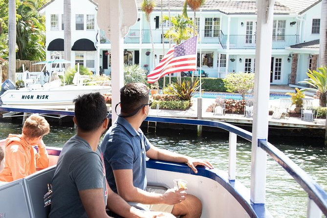 90-Minute Narrated Sightseeing Cruise in Fort Lauderdale