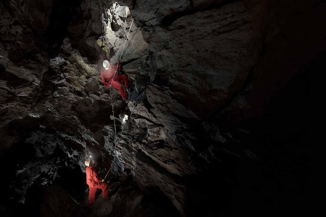 Canmore Caving Adventure Tour photo 1
