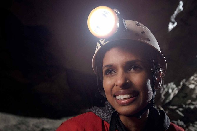 Canmore Caving Adventure Tour photo 9