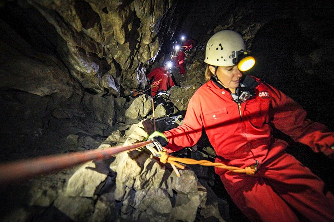 Canmore Caving Adventure Tour photo 6