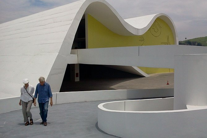 The Oscar Niemeyer Way Private Tour Key figure in the Brazilian architecture