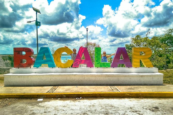 Tour Bacalar Includes Breakfast & Lunch from Cancun or Playa del Carmen