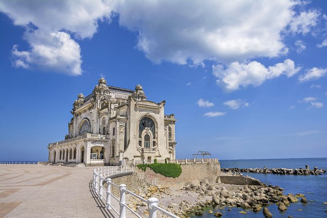 Constanta and Mamaia Day Trip from Bucharest