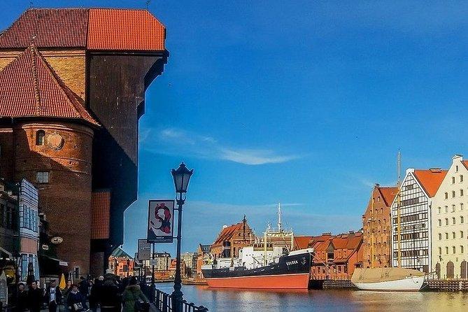 Gdańsk Express Walking Tour