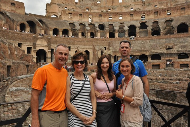 Highlights & Market, Vatican, Colosseum Semi Private Tour in 2 Days