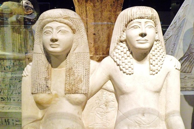 Egyptian Museum of Turin Private Tour with Expert Guide & Skip-the-line Tickets