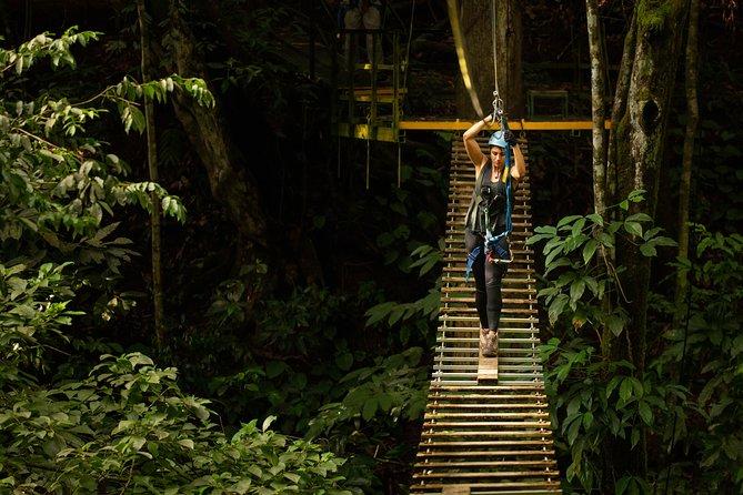 Rainforest Adventures 5 in 1 Adrenaline Extreme
