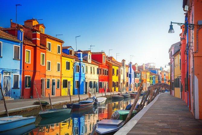 Murano and Burano VIP Venice Boat Tour