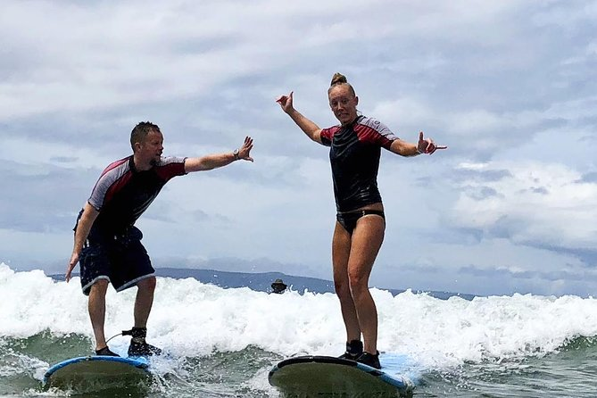 Private Surf Lesson: Two Hours of Beginners Instruction in Kihei photo 2