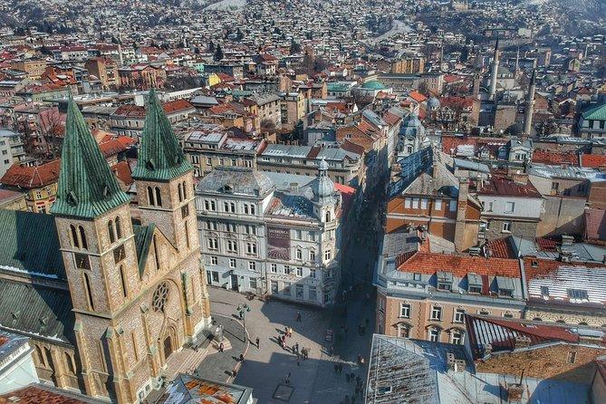 Private Walking Tour of Sarajevo