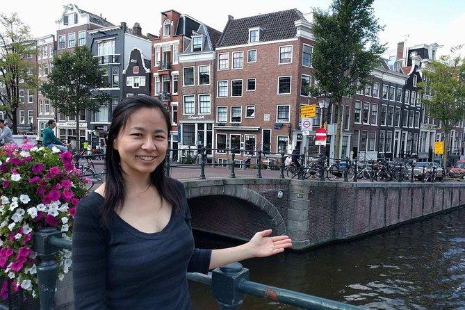 Tour personalizado de Layover Transit en Amsterdam (aeropuerto Schiphol)