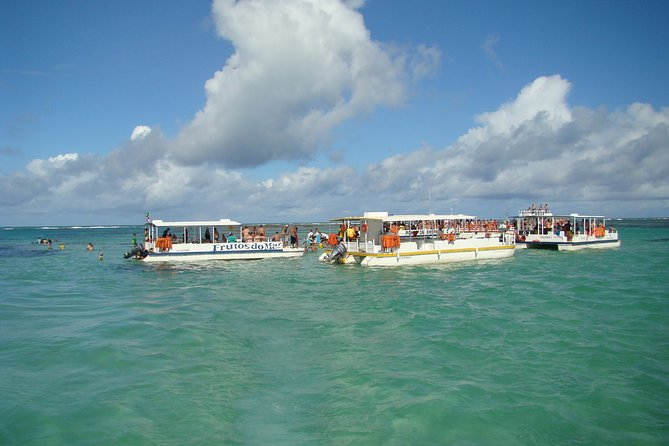 Maragogi Beach from Porto de Galinhas