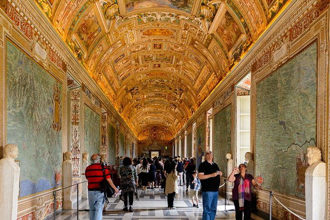 Skip-The-Line Vatican Museum, Sistine Chapel & Appian Catacombs Small Group Tour