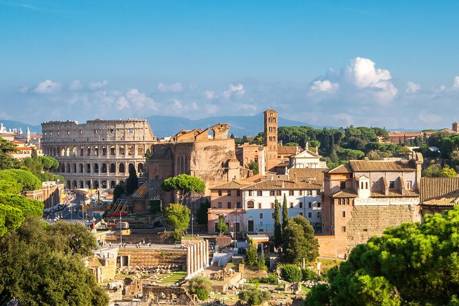 Appian Catacombs with Colosseum Roman Forum & Palatine Hill Tour