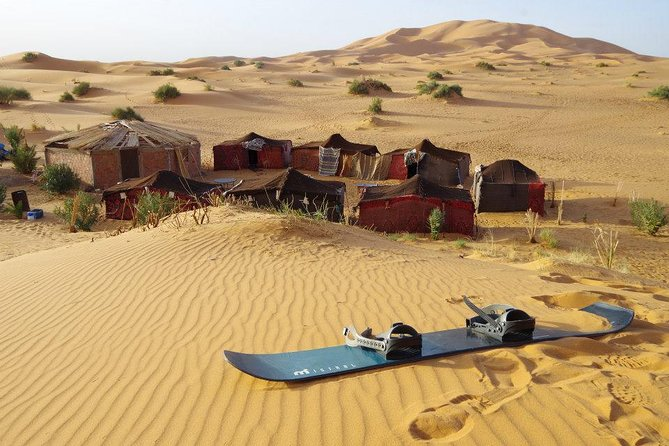 4 days from Casablanca to Marrakech through Fes, desert & Atlas mountains