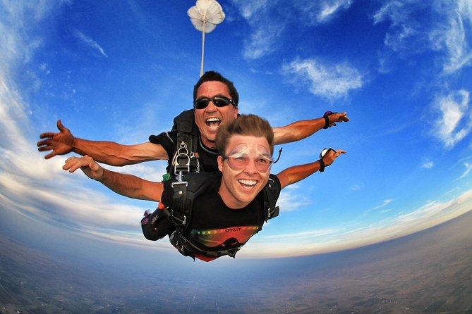 Chicago Tandem Skydive 2019 - Illinois