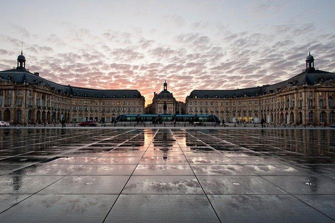 Bordeaux historical walking tour