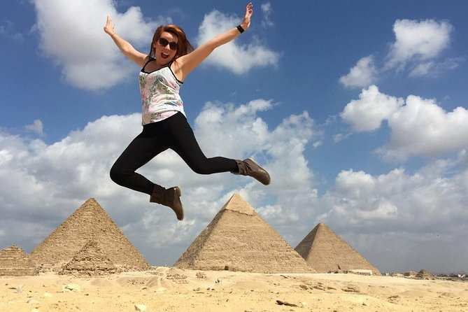 Private Guided Day Tour of Giza and Saqqara