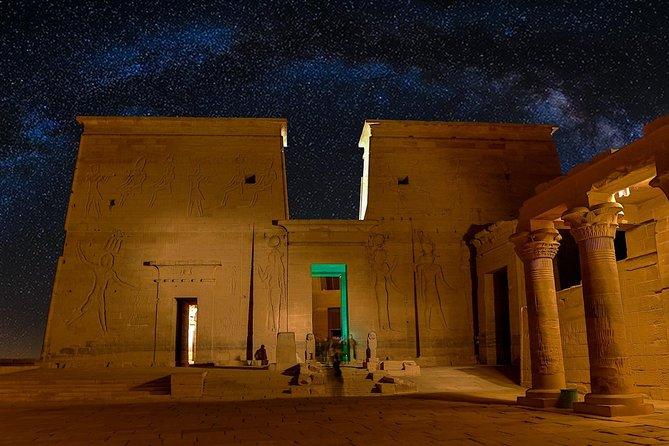 ASWAN DAY TOUR VISITING PHILAE TEMPLE, UNFINISHED OBELISK AND HIGH DAM