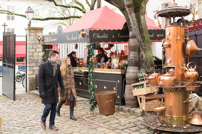 Montmartre Hill Sweet & Savory French Gourmet Food & Wine Tasting Tour