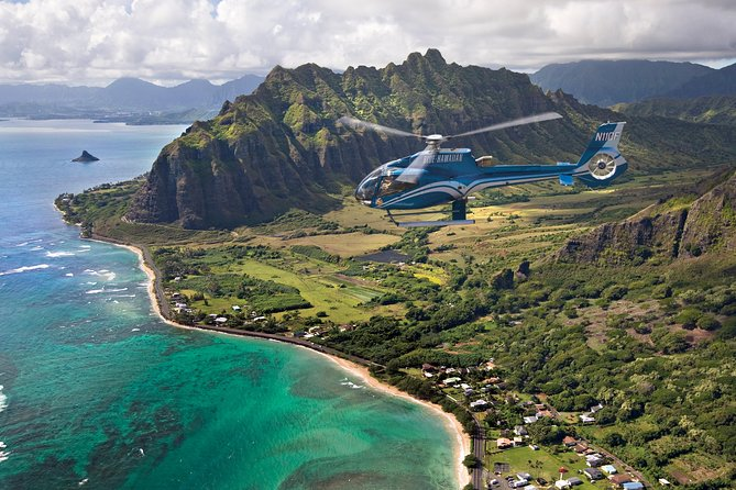 Blue Skies of Oahu ECO Helicopter Tour