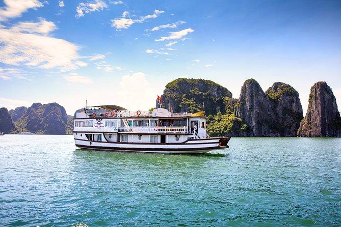 Ha Long Bay 2D1N on 2-star-plus Cruise