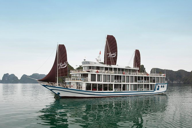 Ha Long Bay & Lan Ha Bay 2D1N on 5-star Cruises