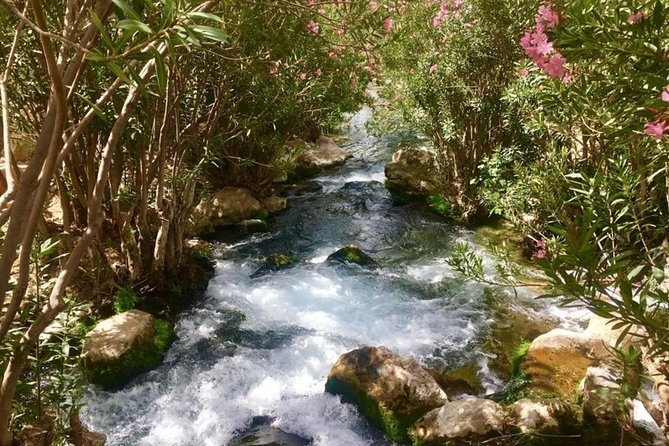 Day Trip to Algar Waterfalls and Guadalest from Calpe or Altea