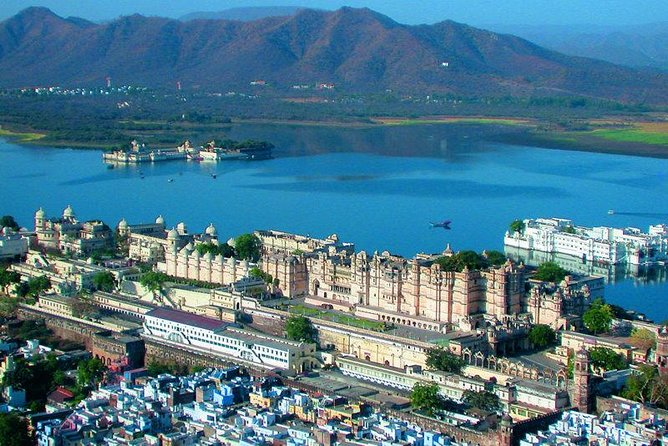Skip-The-Line E-Tickets City palace Udaipur with Guide