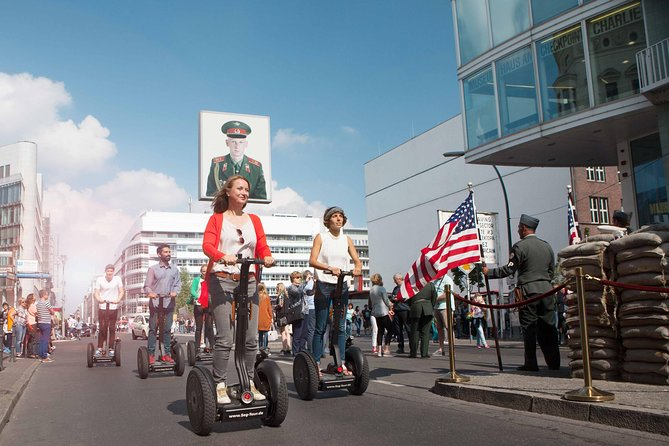 Berlin Highlights Small-Group Segway Tour