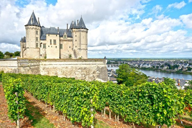 Day Tour Loire Valley Wines and Castles