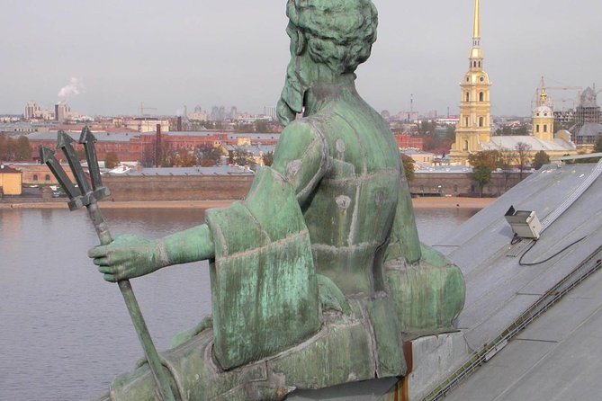 2 Day Feel Like a Local in Saint Petersburg (Visas Included)