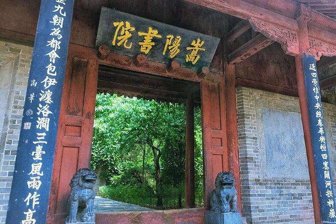 Private Tour to Songyang Academy, Zhongyue Temple and Shaolin Temple from Zhengzhou