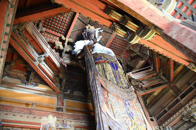 Tianjin Private Tour to Huangyaguan Great Wall and Dule Temple