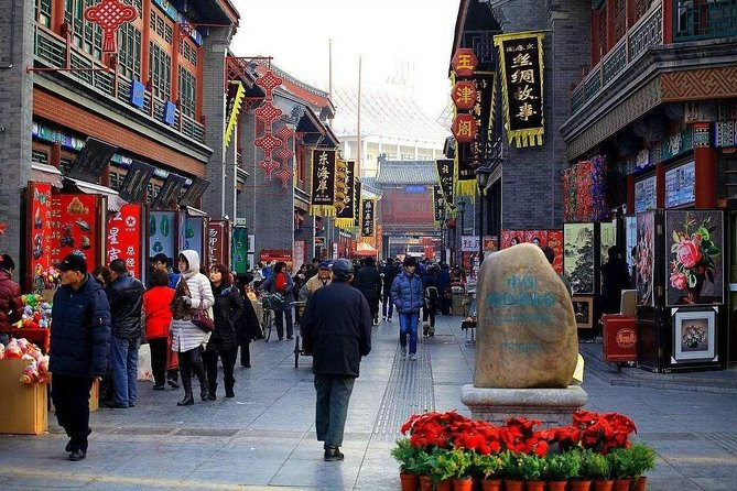 Flexible Tianjin City Highlights Private Day Tour with Lunch photo 1