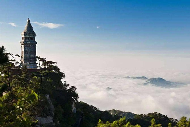 Private Day Trip to Panshan Mountain from Tianjin with Cable Car Ride and Lunch