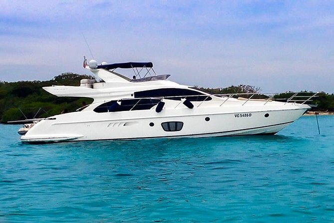 Private 55ft Yacht Full-Day Trip