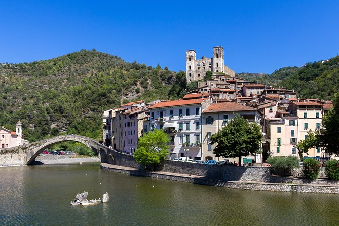 DOLCEACQUA & THE NERVIA VALLEY - The home of Rossese wine and Monet's beloved bridge