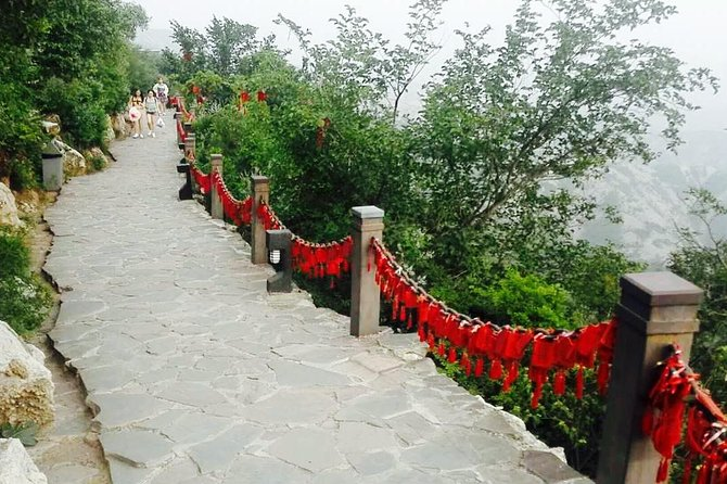 Lock Your Love on Simatai Great Wall with Gubei Water Town Visit and Cable Car Ride