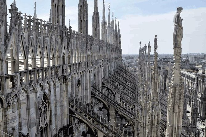 Exclusive Vittorio Emanule II Rooftop