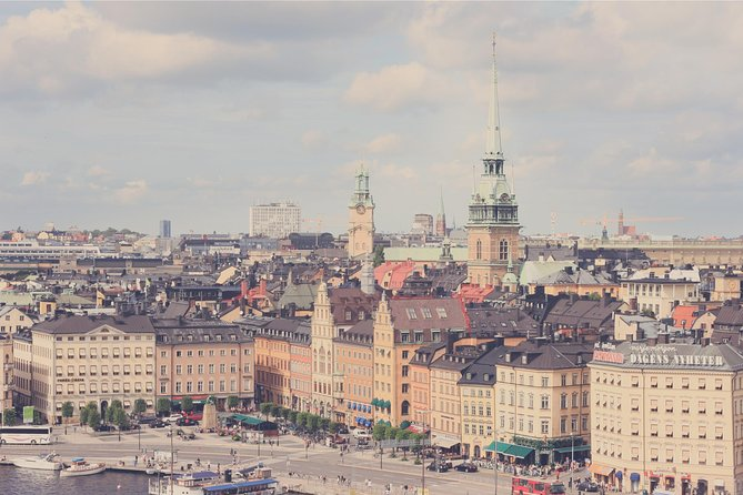 Private Best of Stockholm Walking Tour 3h