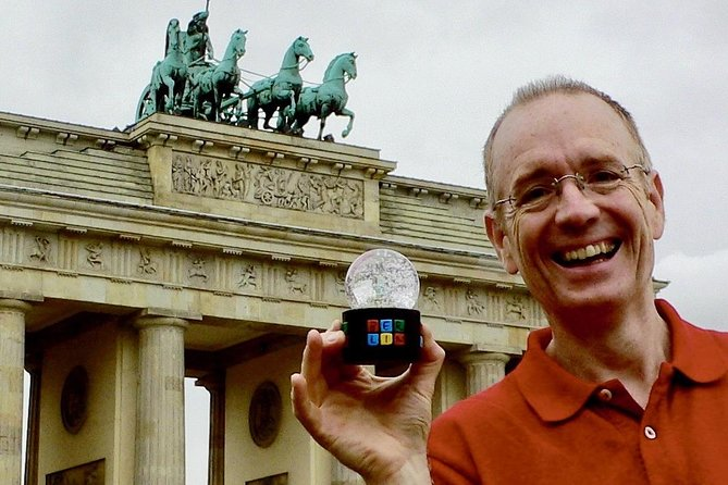 Into the Heart of Berlin Self-guided Audio Tour by VoiceMap