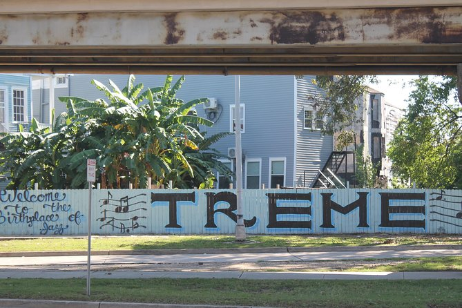 Walking the Tremé Neighborhood: New Orleans Self-guided Audio Tour