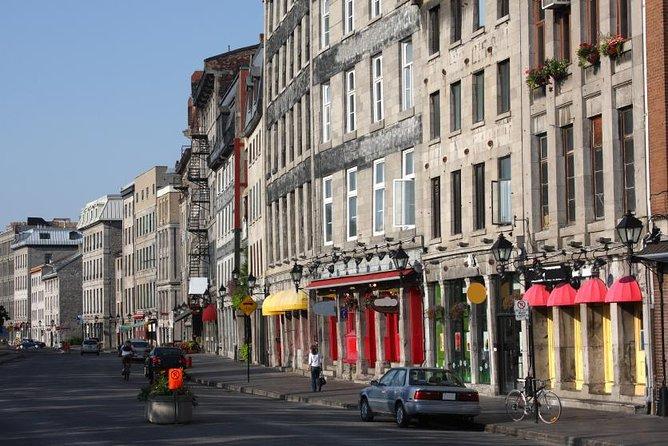 Excursão em ônibus panorâmico pela cidade de Montreal