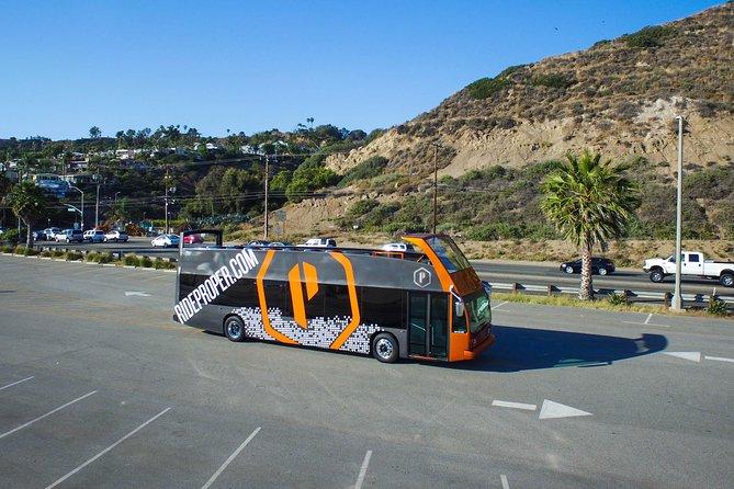 Dubbeldekker Hop on Hop Off Tour in Los Angeles